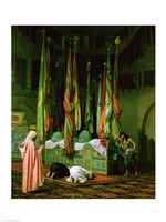 The Shrine of Imam Hussein Fine Art Print