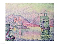 Antibes, Evening, 1914 Fine Art Print