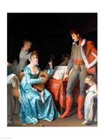 Louis XVIII Fine Art Print