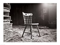 Chair Fine Art Print