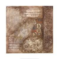 Concerto A Fine Art Print