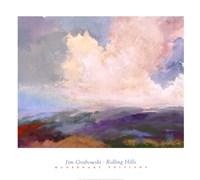 Rolling Hills Fine Art Print