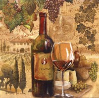Tuscan Harvest - mini Fine Art Print