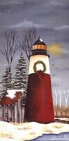 North Shore Lighthouse Fine Art Print