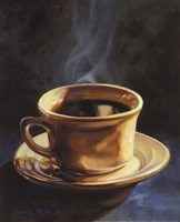 Coffee Break Fine Art Print