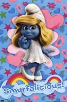 Smurfs - Smurfalicious Wall Poster
