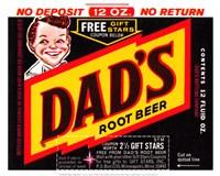 Dad's Root Beer Fine Art Print