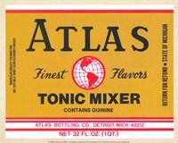 Atlas Tonic Mixer Fine Art Print