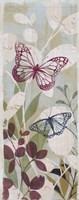 Fluttering Panel I Fine Art Print