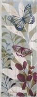 Fluttering Panel II Fine Art Print