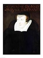 Catherine de Medici Fine Art Print
