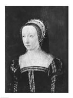 Princess of Conde, 1550 Fine Art Print