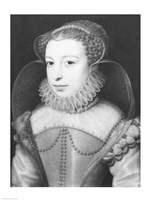 Marguerite de Valois Queen of Navarre Fine Art Print