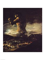 The Colossus, c.1808 Fine Art Print