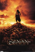 Conan - The Barbarian Wall Poster
