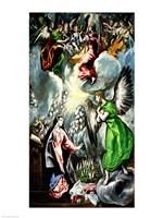 The Annunciation Fine Art Print