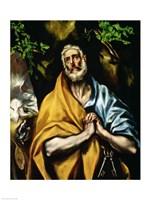 The Tears of St Peter Fine Art Print