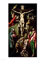 The Crucifixion Fine Art Print