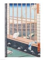 Asakusa Rice Fields Fine Art Print