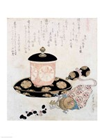 A Pot of Tea and Keys, 1822 Fine Art Print