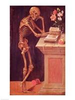 Vanitas, 1543 Fine Art Print