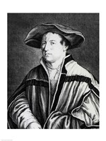 Hans Holbein the Younger Fine Art Print