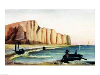 Cliffs, c.1897 Fine Art Print