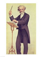 Giuseppe Verdi Fine Art Print
