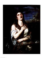 Mary Magdalene, c.1561 Fine Art Print