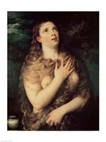 Mary Magdalene Fine Art Print