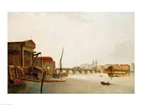 Westminster Bridge Fine Art Print