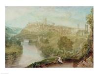 Richmond, Yorkshire Fine Art Print
