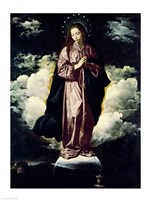 The Immaculate Conception Fine Art Print