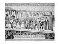 'The Barnum and Bailey Greatest Show on Earth' Fine Art Print