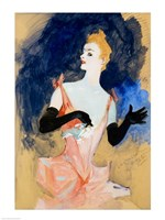 The Parisian Fine Art Print