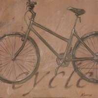 Cycle Fine Art Print