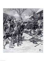 The 'Boston Massacre' Fine Art Print