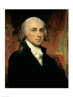 James Madison Fine Art Print