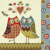 Owl Wonderful II Framed Print