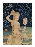 The Woman of Babylon - close up Fine Art Print