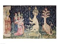 The Adoration of the Beast Fine Art Print