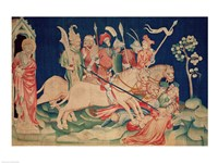 The Myriads of Horsemen Fine Art Print