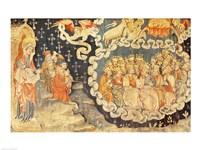 The Ascension of the Lamb Fine Art Print