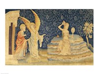 The Woman of Babylon Fine Art Print