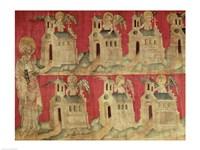 St. John and the Seven Churches of Asia Fine Art Print