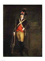 Portrait of Louis-Philippe-Joseph d'Orleans Fine Art Print