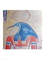 The God Thoth Fine Art Print