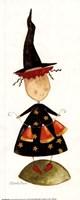 Halloween: Trixie's Candy Corn Fine Art Print