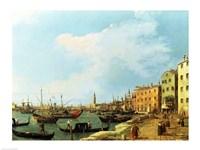 The Riva Degli Schiavoni Fine Art Print