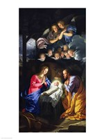 Nativity Fine Art Print
